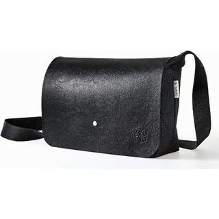 【新品未使用品】ナノ・ユニバース レザーフラップ・ショルダーバッグ