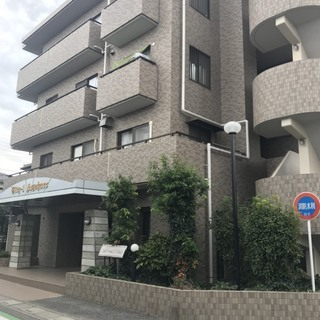 3LDKの分譲マンション、リビング広めで2018年9月に内装リフォーム済
