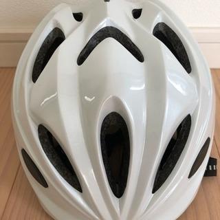 幼児用ヘルメット 48〜52cm 白
