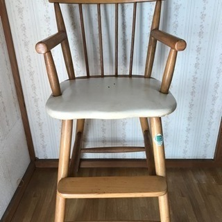子ども食卓椅子