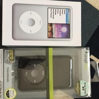 未使用iPod classic 160GB シルバー