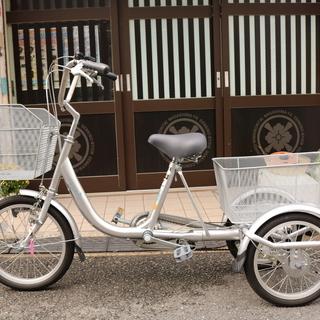 三輪自転車Canary(カナリア) 18インチ 使用期間1ヵ月の新...