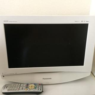 パナソニック テレビ 17V型