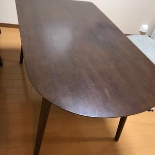ニトリ★ダイニングテーブル4人掛け