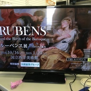 パナソニック 液晶TV TH-32D305 訳あり