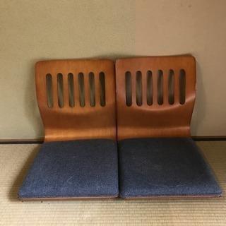 木製座椅子セット