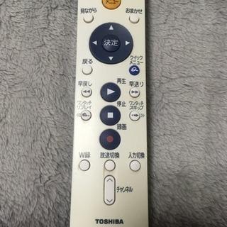 TOSHIBA 東芝 レコーダーリモコン SE-R0300