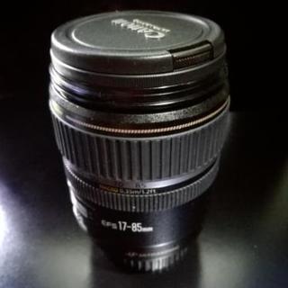 使用少ない Canon レンズ EFS 17-85mm 手振れ補正付き