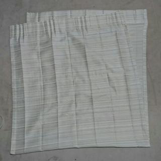 カーテンの端切れ、縦200横100cm