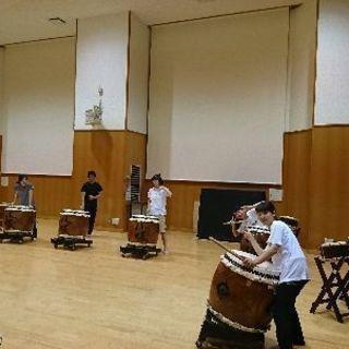 和太鼓演奏でコンサートに出演しよう!!本番は2019年6月2日(日)