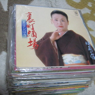 EPレコード50枚ございます