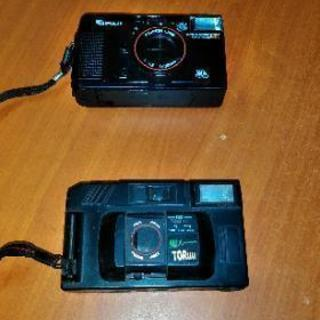 フィルムカメラ ジャンク品