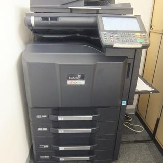Fax複合機(コピー・スキャナー・FAX)