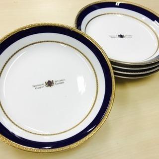 オリエントエクスプレスのお皿 5枚