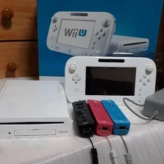 Wii U スマブラセット すぐに遊べる !!