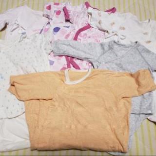 ベビー服・肌着 ピンク系サイズ50~70