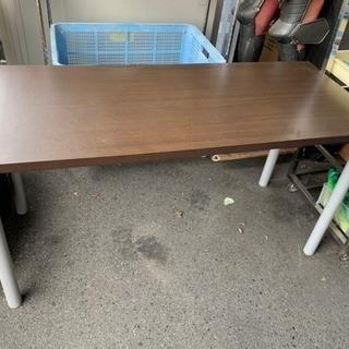 ニトリ テンバン リモ2 長テーブル パソコンデスク W1400 ...