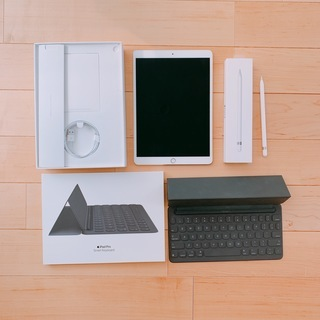 【美品+箱付き】ipad pro 10.5 wi-fi 64GB...