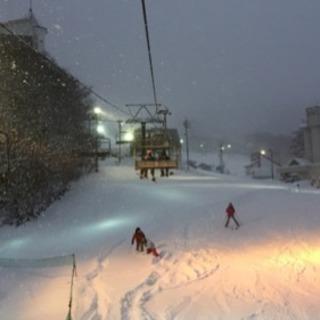 もうじき解禁(^。^) 山だ!雪だ!雪山だあああ