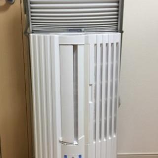値下げ★工事不要!窓用エアコン トヨトミ