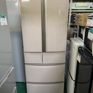 日立 6ドア 冷蔵庫 2011年 475L R-SF48AM-1 中古