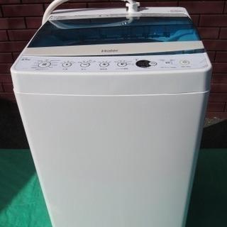 4973 Haier 全自動洗濯機 4.5kg JW-C45A 2...