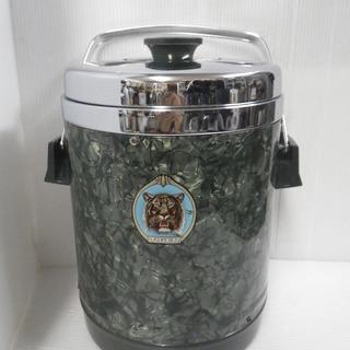 昭和レトロ タイガージャー 保温ジャー 魔法瓶 容量7.1L 稀...