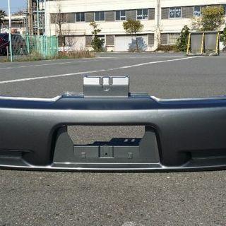 Z12キューブ リア用ライダーバンパー