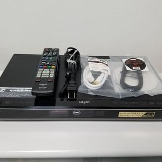 ★フル装備機♪ トリプルチューナー & 500GB & SHDD★ AQUOS BD-T510 高機能レコーダーのフルセット♪