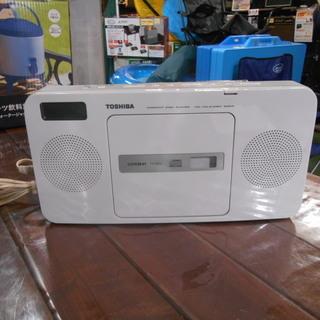 【磐田市見付】 東芝 CD ラジオ プレーヤー TY-CR22