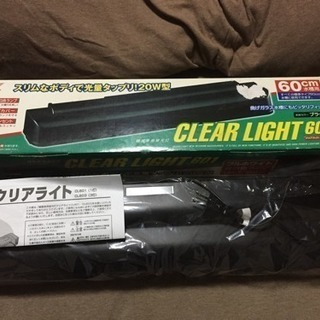 GEX クリアライト601 60cm水槽用 照明