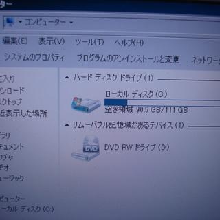SOTECノートパソコン【WD3314】Windows7