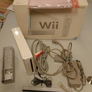 【任天堂 Wii】本体 コントローラ 付属品 訳あり