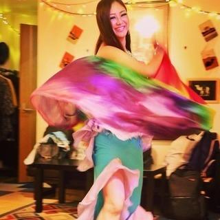 【初心者大歓迎のベリーダンス♪】楽しく美しく笑顔で踊りませんか☆