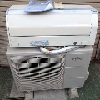 ☆富士通 FUJITSU AS-S28A-W インバーター冷暖房エ...