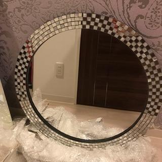 フランフラン鏡 新品未使用 ミラー