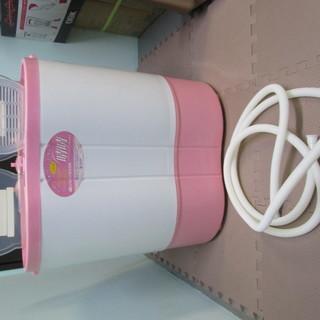 中古 二槽式小型洗濯機