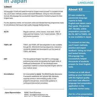 ・TOEFL・IELTS・Test Training・Online...