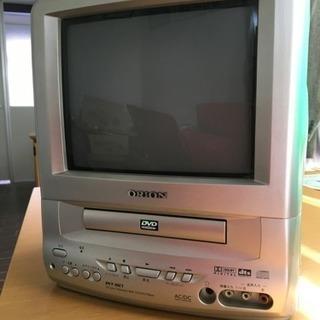 ORION DVD テレビ