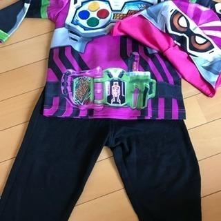 仮面ライダーエグゼイド パジャマ なりきりセット