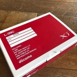 【新品】docomo wi-fiルーター L-09C ホワイト