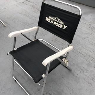 アウトドア 折りたたみ椅子②