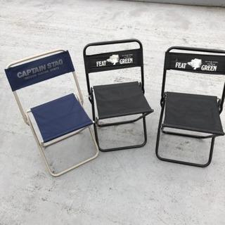 アウトドア 折りたたみ椅子④