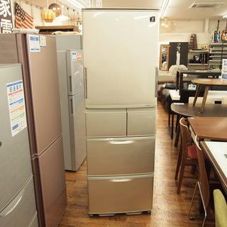 SHARPの5ドア冷蔵庫!!!