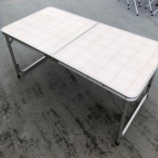 アウトドア 折りたたみテーブル①