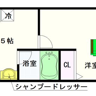 【インペリアル大国Ⅱ】4号タイプ!1Kタイプ!スタンダードで使い...
