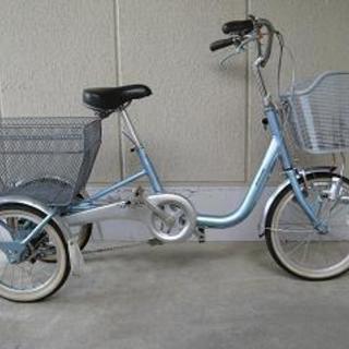〔中古〕ブリヂストン製大人用三輪車(内装3段変速・アルミフレーム)