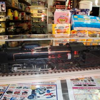【磐田市見付】 鉄道模型 D-51