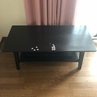 センターテーブル 黒