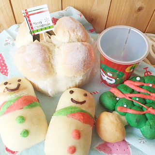 大人パン教室〜ホワイトクリスマス編〜